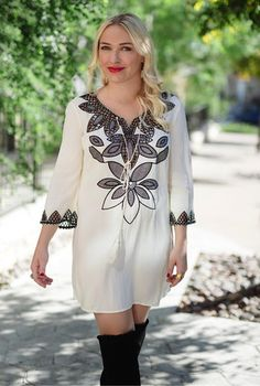 We recently had the pleasure of meeting Kaley a fashion blogger in Austin from My Closet Life. We teamed up and featured our gorgeous Hopeless Romantic Tunic Dress. Here is an excerpt from her blo...