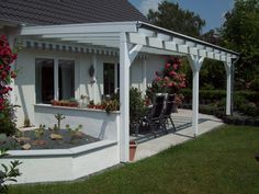Terassenüberdachung, Pergola, Sonnensegel, Markise , eure Erfahrungen ? - Seite 4 - Gartengestaltung - Mein schöner Garten online