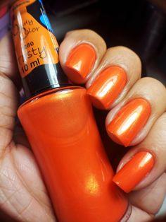 Tasty - Candy Color nas unhas lindas da @Myriam Cedro #nails #nailpolish