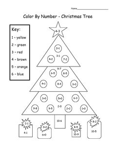 math worksheet : 1000 images about christmas school stuff on pinterest  christmas  : Christmas Tree Math Worksheets