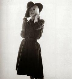that hat! shu84: Bert Stern Photography
