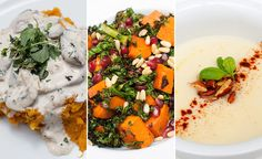 Going Vegan, Food Inspiration, Risotto, Cantaloupe, Fruit, Ethnic Recipes, Easy, Dinners, Dinner Parties