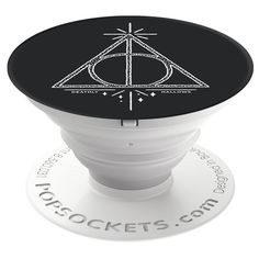 Amazon.com: PopSockets Stand for Smartphones & Tablets - Deathly Hallows: Cell Phones & Accessories