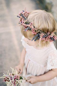 おめかしした小さなゲスト♡とびっきりかわいいフラワーガールたち♡にて紹介している画像