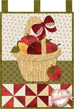 Little Blessings - Apple Basket Pattern