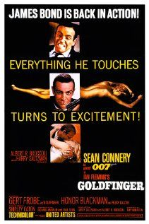 Goldfinger~ Sean Connery