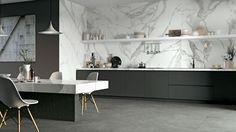 Marble look tile! no maintenance! dream home pinterest