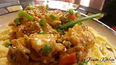 Chilli Chicken & Noodles | Spicy Fusion Kitchen