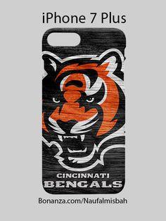 Cincinnati Bengals Inspired iPhone 7 PLUS Case Cover Wrap Around