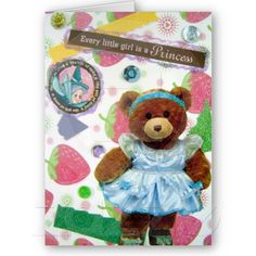 Every little girl is a Princess! Cards
