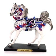 Trail Of Painted Ponies Arabian Splendor. Figurine