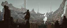 ArtStation - Remains, YongWei Sun