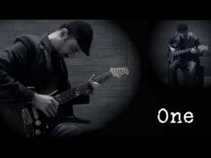 One - U2 instrumental guitar cover