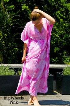 Long Lilly Caftan - See Design