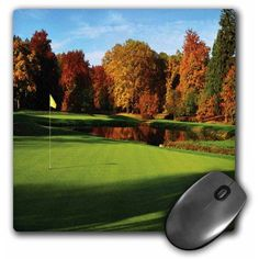 Famous Golf Course In Austria Mouse Pad 8 inch x 8 inch x inch and is made of heavy-duty recycled rubber. Matte finish image will not fade or peel. Machine washable using a mild detergent and air dry. Size: 8 in. Famous Golf Courses, Public Golf Courses, College Courses, St Andrews Golf, Augusta Golf, Coeur D Alene Resort, Golf Course Reviews, Importance Of Time Management, How To Memorize Things