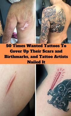 50 Times Wanted Tattoos To Cover Up Their Scars and Birthmarks, and Tattoo Artists Nailed Blessed Tattoos, Clever Tattoos, Amy Brown, Black Friday 2019, Prom Photos, Pottery Clay, Slab Pottery, Pottery Studio, Cover Up Tattoos