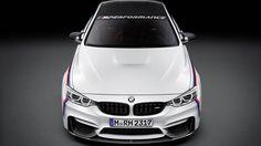 Купе БМВ М4 / BMW coupe M4 SEMA 2015 – вид спереди сверху