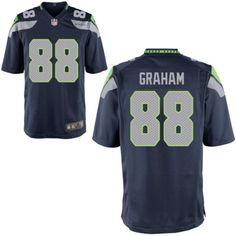 Jimmy Graham Jersey Seattle Seahawks #88