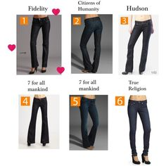 f9bf31aece9 6 of my favorite pairs of jeans for tall women. Tall Girl FashionWomens ...