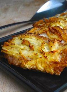 Lonza in crosta di patatine
