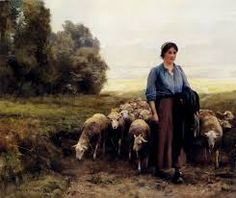 Image result for the shepherdess painting