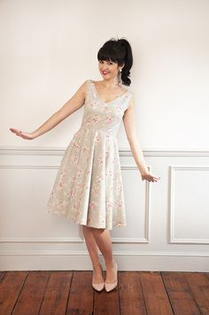 Betty Dress Add-on Pack: Sleeves and Necklines - Sew Over It