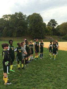 5th & 6th Grade Soccer Team
