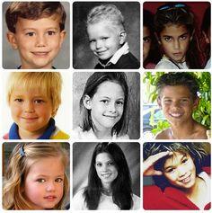 Jackson Rathbone, Kellan Lutz, Nikki Reed, Rob Pattinson, Kristen Stewart, Taylor Lautner, Mackenzie Foy, Ashley Greene, Booboo Stewart.