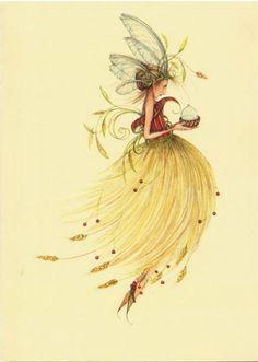 thefairycircle: Autumn  Patience Brewster
