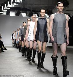 bizarre mens high fashion - Google Search