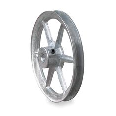 V-Belt Pulley, 3/4'Fixed, 8'OD, Zamak3 ** You can find more details by visiting the image link.