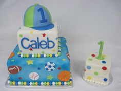 Heather's Cakes and Confections: Children's Birthdays