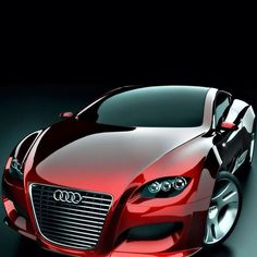 Audi and the color is HOTTTTT!
