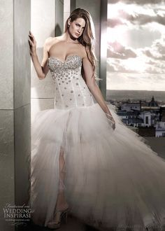 Alessandro Couture Wedding Dresses 2012 | Wedding Inspirasi