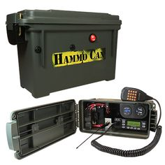 New Item! Hammo-Can™ Complete Go-Box