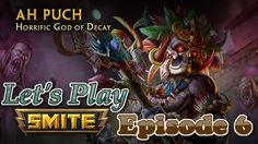 Ah Puch Siege 4vs4 - Let's Play Smite Xbox one episode 6