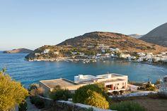 Kini Villa, Aegean Islands, Greece | boutique-homes.com