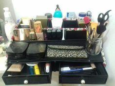 Caixa de maquiagem 💜💟💖