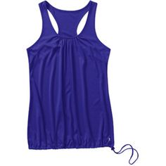 Danskin Now Women's Drawstring Bottom Poly Tank--lots of cute colors!