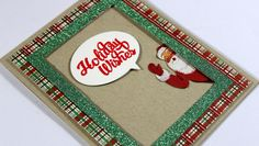 Clips-n-Cuts | 1 kit 10 Cards | Holiday Card kit | http://www.clips-n-cuts.com