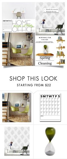 """""""cleaned, tidied"""" by jennifer ❤ liked on Polyvore featuring interior, interiors, interior design, home, home decor, interior decorating, Herman Miller, Pier 1 Imports, Graham & Brown and springcleaning"""