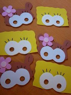 bob esponja Spongebob Birthday Party, 2nd Birthday Party Themes, Third Birthday, Birthday Party Decorations, Boy Birthday, Diy Party Props, Dragon Party, Baby Party, Party Time
