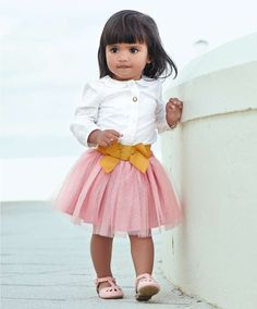 Girls Limited Edition Two Piece Blouse and Tutu Set - New Arrivals - Mamas & Papas