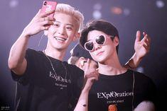Chanyeol & Sehun [HQ] 190915 EXplOration in Singapore Kyungsoo, Exo Chanyeol, Kpop Exo, Exo K, Exo Ships, Exo Couple, Exo Concert, Z Cam, Exo Ot12