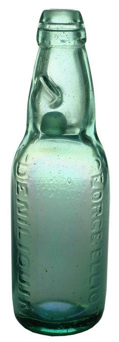 Auction 26 Preview | 21 | George Elliott Deniliquin Codd Patent Bottle