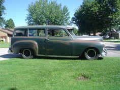 '50 Dodge Kingsway SW