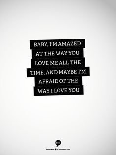 """Quotes about love : love lyrics – paul mccartney- """"maybe i'm amazed"""" {courtesy of piccesy} Beatles Quotes, Beatles Lyrics, Song Quotes, Music Lyrics, The Beatles, Ringo Starr, George Harrison, Music Love, Love Songs"""