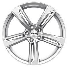 Paky Silver Alloy wheel / Cerchio in lega leggera Paky Silver Front