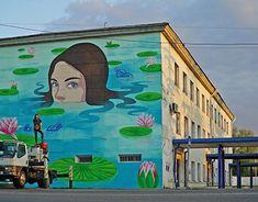 Graffiti Painting, Bury, New Work, Street Art, Behance, Profile, Gallery, Check, User Profile