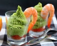 avocado appetizer